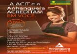 Parceria fechada entre ACIT e ANHANGUERA